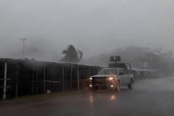 hurricane Harvey-Irna